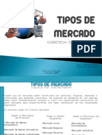Tipos de Mercado, Audemar Ruiz