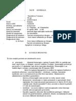 Ginecologia (exemplu)