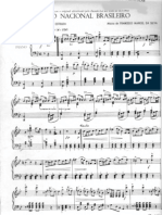 Hino Nacional Brasileiro - Piano