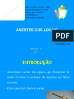 1. Anestesicos locais