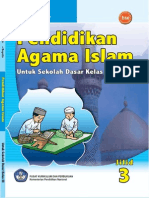 Pendidikan Agama Islam Untuk Kelas 3 SD