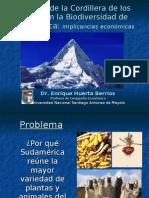Cordillera de los Andes_Biodiversidad en Sudamérica_Economía_EHB
