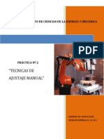 Tecnicas de Ajustaje Manual_Practica2