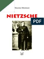 Mazzino Montinari - Nietzsche (Espanol)