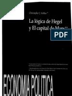 La Logica de Hegel y El Capital de Marx