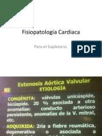 FISIOPATOLOGIA CARDIACA