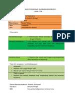 Rancangan Pengajaran Harian Bahasa Melayu -Linus