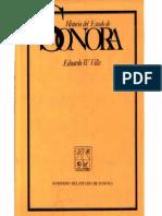 Historia Estado Sonora EduardoWVilla