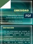 OBESIDAD (ultima presentación)