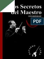 Los Secretos Del Maestro