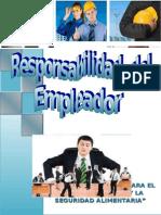 Responsabilidad Del Empleador-trabajo