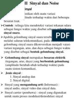 Sistem Komunikasi Analog 2
