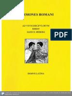 LLPSI Supplementa Sermones Romani