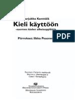 Kieli-Kayttoon