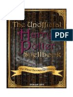 The Unofficial Harry Potter Spellbook