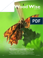 WoodWise - Woodland Management for Sun-Loving Butterflies - Autumn 2013
