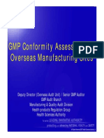 04_GMP Conformity Assessment of Overseas Manufacturing Sites