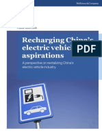 McKinsey Recharging Chinas Electric Vehicle Aspirations
