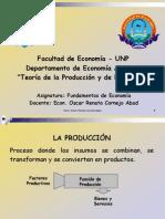 Cap IV Produccion y Costos