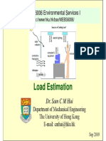 HVAC Load Estimation