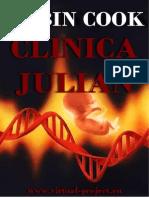Robin Cook - Clinica Julian