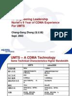 8 Years of CDMA Experience v3 2E1%2E1