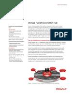 Oracle Fusion Data Hub