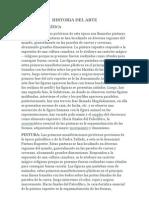 Historia Del Arteaaaa