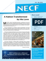 Berita NECF - October-December 2012