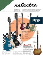 Dano Guitars 2010 Web