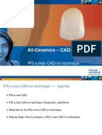 IPS e.max CAD-On Technique - September 2010_e