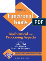 Functional_Foods Processing & Biochemicals_Aspects