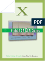 Exercício Excel-Funcionalidades Avançadas