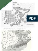 Mapa Roquedo y Mapa Era Secundaria