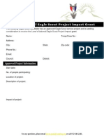 lowes national eagle scout project impact grant application