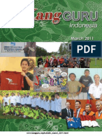 Kang Guru Indonesia March Bulletin 2011