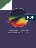 Belt Conveyor Design Dunlop 2