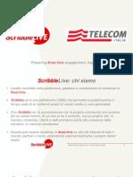 Telecom Italia Presentation