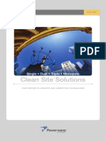 CleanSite Brochure