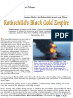 Rothschild - Rothschild's Black Gold Empire