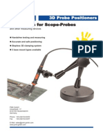 3D Probe Positioners