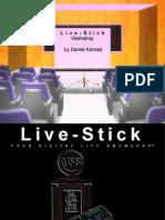 Live-stick präsentation