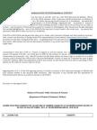 23rd SCOVA Agenda - ATR - Gist of Discussion