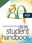 StudentHandbook2013-14