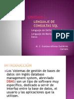 Lengueje de Consulta SQL