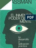 Rocafort Jose - El Immenso Poder de La Mente