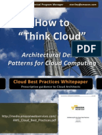AWS - How to Think Cloud - Steve Riley