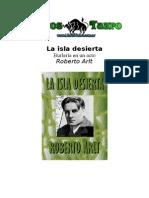 Arlt, Roberto - La Isla Desierta