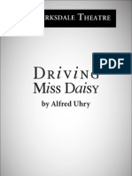 Barksdale's Driving MIss Daisy in 2009