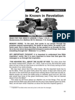 God Made Known in Revelation